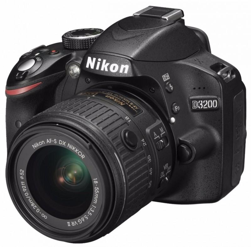 NIKON D3200 KIT 18-55 VR II