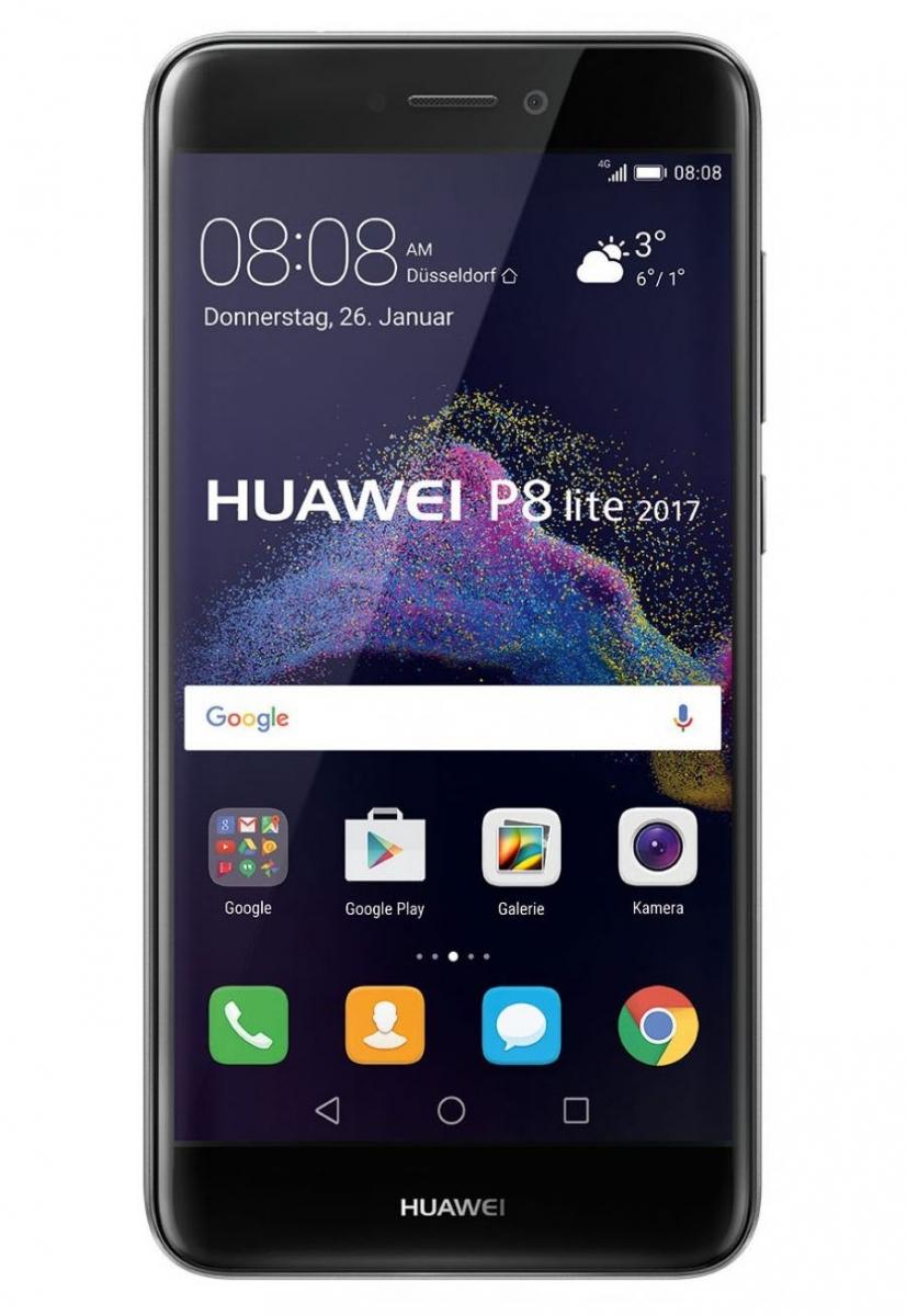 HUAWEI P8 LITE 2017 DUAL SIM 16GB LTE BLACK