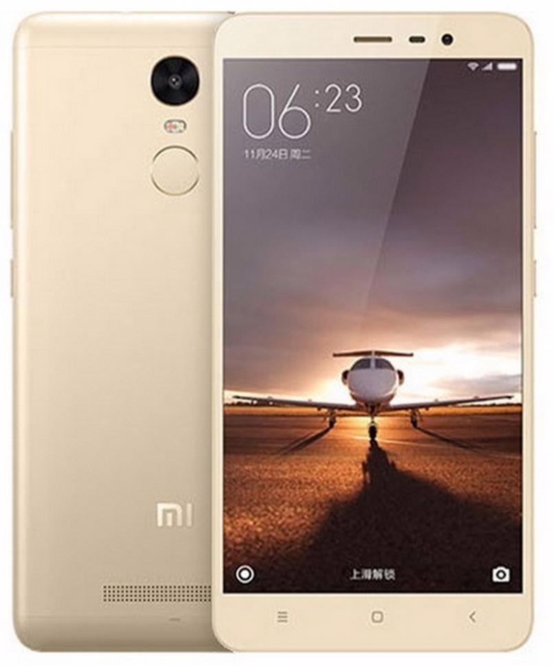 XIAOMI REDMI NOTE 3 PRO 32 GB LTE GOLD