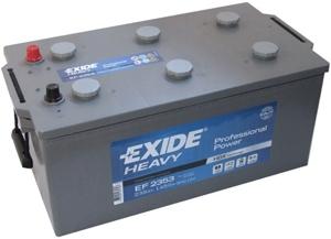 EXIDE PROF. 235 ა/ს EF2353