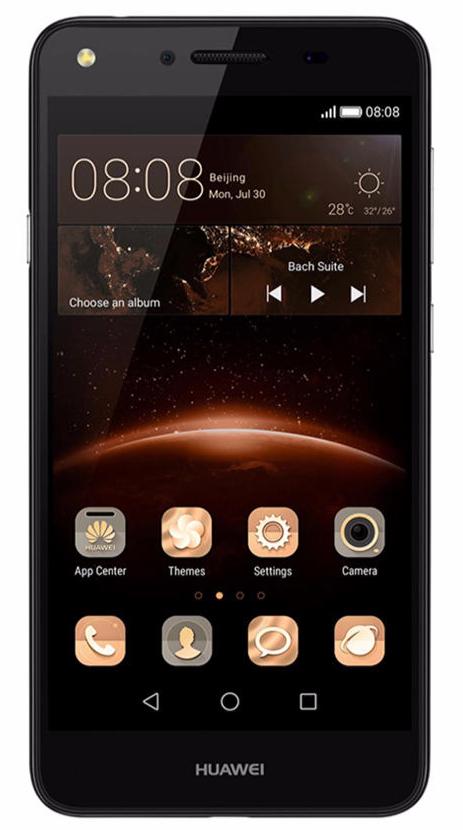 HUAWEI Y5II LTE OBSIDIAN BLACK