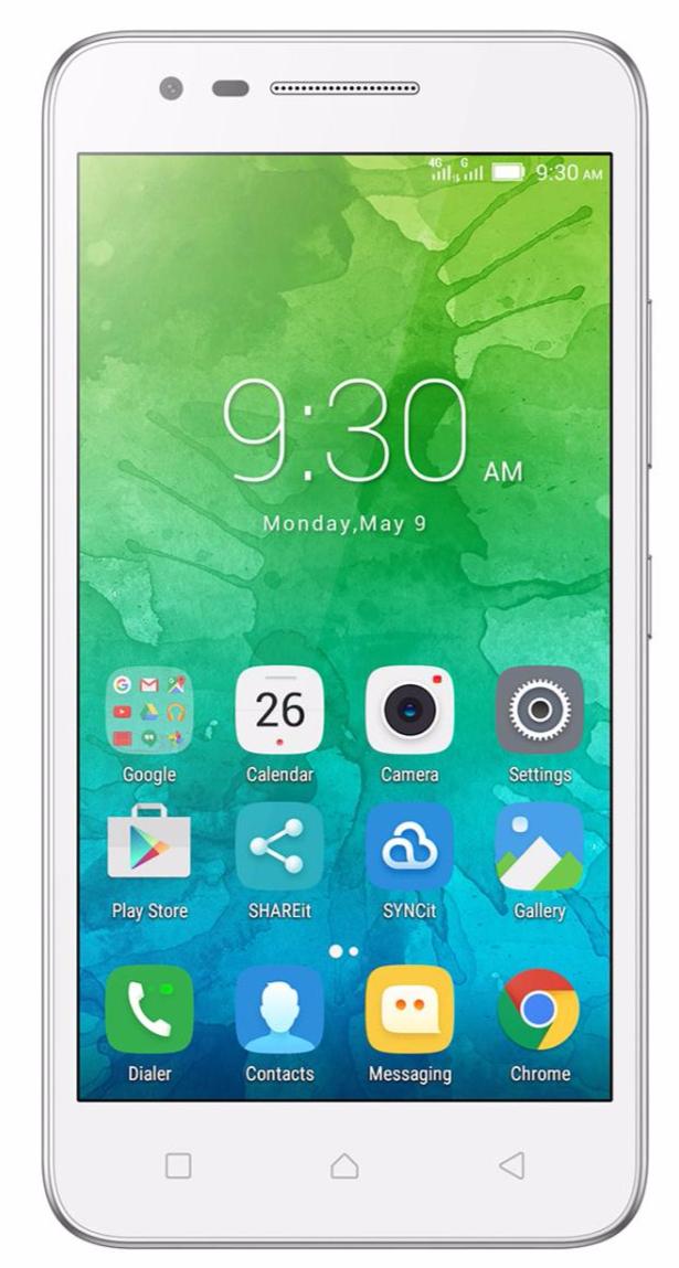 LENOVO C2 (K10A40) 2SIM LTE 16GB WHITE