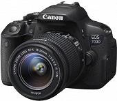CANON EOS 700D 18-55 IS STM BLACK