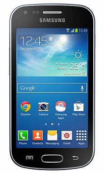 SAMSUNG GALAXY TREND PLUS (S7580) 4GB BLACK