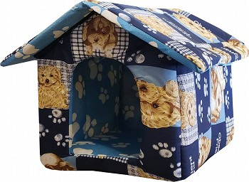 DOG HOUSE BLUE