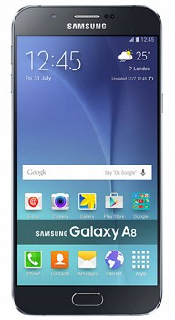 SAMSUNG GALAXY A8 (A800F) 32GB BLACK