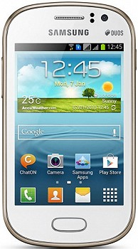 SAMSUNG GALAXY FAME (GT-S6812) 4GB WHITE