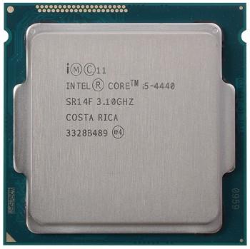 INTEL CORE I5 4440 (6 MB ქეშ მეხსიერება, 3.1 GHZ) TRAY