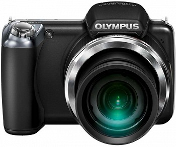 OLYMPUS SP-810 UZ BLACK