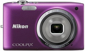 NIKON COOLPIX S2700 PURPLE