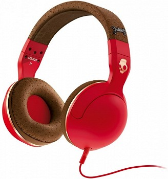 SKULLCANDY HESH 2.0 RED/BROWN/COPPER (S6HSFY-059)