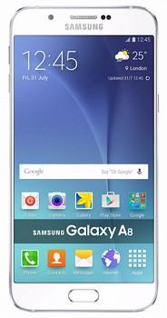 SAMSUNG GALAXY A8 (A800FD) 32GB WHITE
