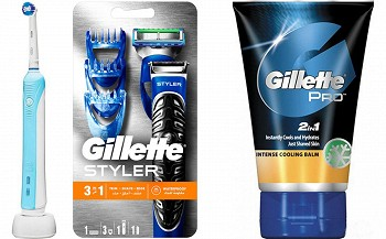 ORAL-B GILLETTE