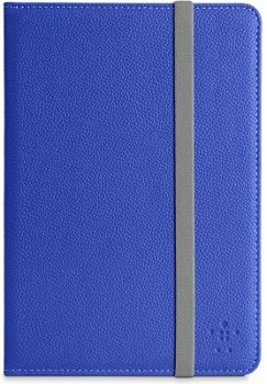 BELKIN IPAD MINI BOOK COVER BLUE F7N032VFC01