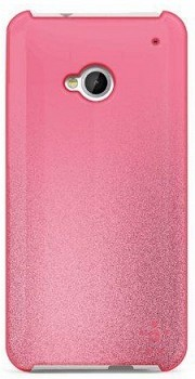 BELKIN ULTRA THIN CASE FOR HTC ONE PINK (F8M570VFC01)