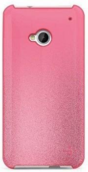 BELKIN ULTRA THIN CASE FOR HTC ONE PINK (F8M570VFC01)