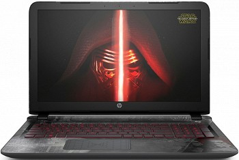 HP STAR WARS SPECIAL EDITION 15-AN000UR (P3K91EA)
