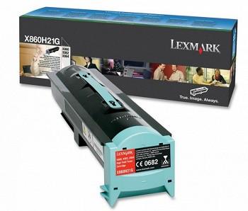 LEXMARK  X860H21G BLACK