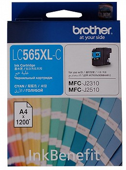 BROTHER LC565XL-C