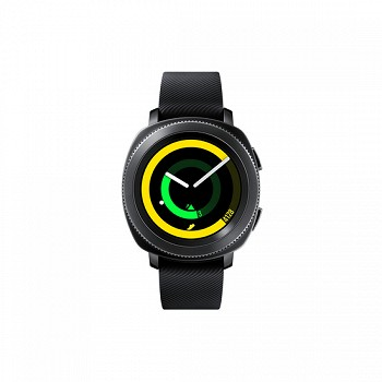 SMART WATCH SAMSUNG R600 GEAR SPORT BLACK