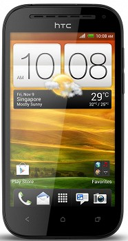 HTC ONE SV DUAL SIM WHITE