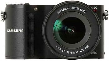SAMSUNG NX200 BLACK