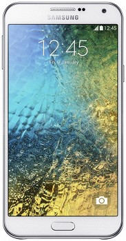 SAMSUNG GALAXY E5 (SM-E500F/DS) 16GB WHITE
