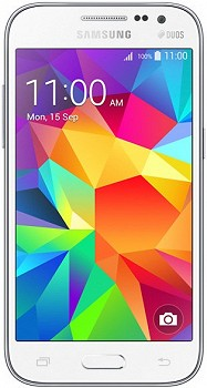 SAMSUNG GALAXY CORE PRIME VE (SM-G361H/DS) 8GB WHITE