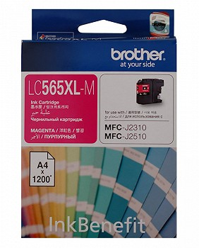 BROTHER LC565XL-M