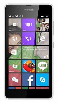 MICROSOFT LUMIA 540 8GB WHITE