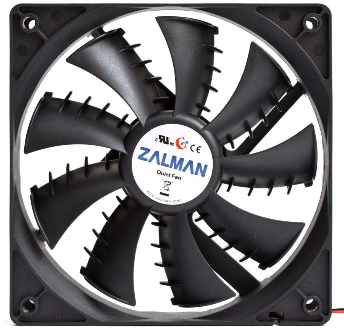 ZALMAN ZM-F3 (SF) BLACK (ლიკვიდაცია)