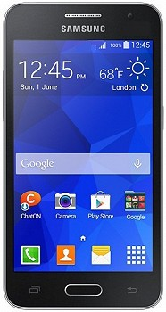 SAMSUNG GALAXY CORE 2 (SM-G355) 4GB BLACK