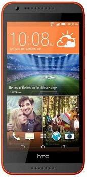 HTC DESIRE 620G 8GB GREY-ORANGE