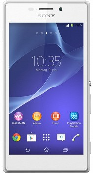 SONY XPERIA M2 (D2305) 8GB WHITE