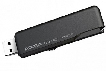 A-DATA C103 CLASSIC 8GB BLACK