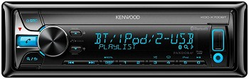 KENWOOD KDC-X700BT