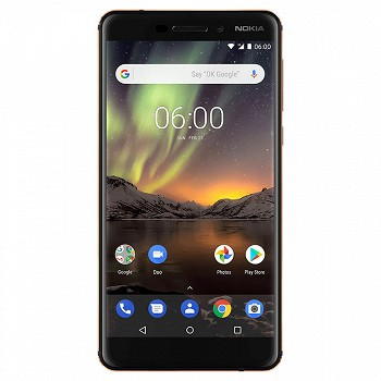NOKIA 6.1 (TA-1043) 32GB BLACK