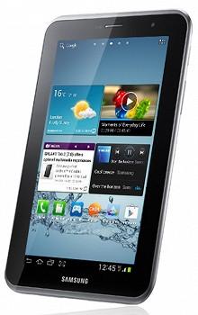 SAMSUNG P3100 GALAXY TAB 2 7.0 8GB SILVER