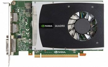 NVIDIA QUADRO 2000 1GB GDDR5 (WS094AA)