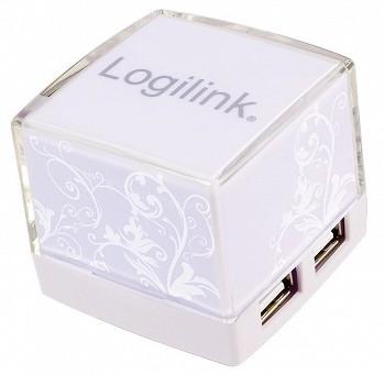 LOGILINK UA0117 CUBE WHITE