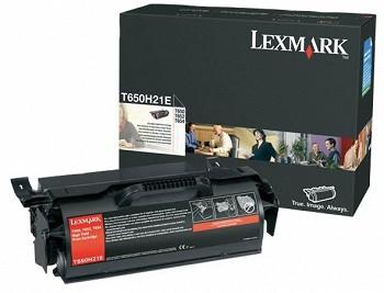 LEXMARK BLACK T650H31E