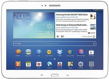 SAMSUNG GALAXY TAB 3 P5200 10.1 16GB 3G WHITE