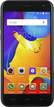 ERGO A500 BEST DUAL SIM 8 GB (DARK GREY)