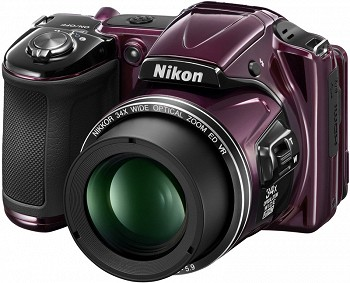 NIKON COOLPIX L830 PURPLE