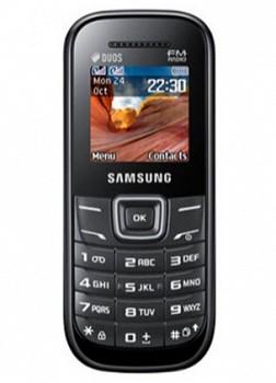 SAMSUNG E1207 BLACK
