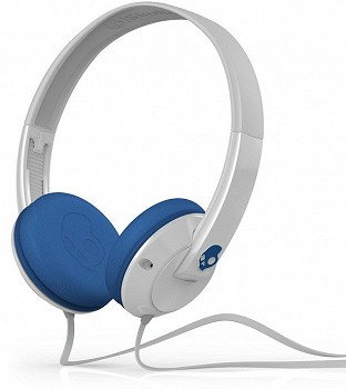 SKULLCANDY UPROCK White/Blue W/MIC (S5URDY-238)