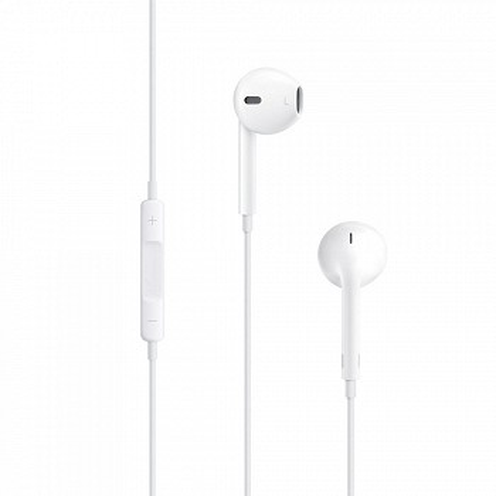 ყურსასმენი APPLE EARPODS (MNHF2ZM/A) WHITE