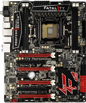 ASROCK FATALITY X79 PROFESSIONAL