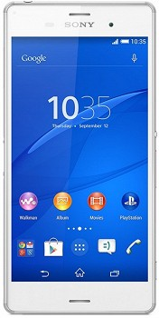 SONY XPERIA Z3 (D6603) 16GB WHITE
