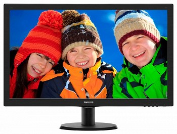 PHILIPS 273V5LHAB/00 FULL HD LED 27